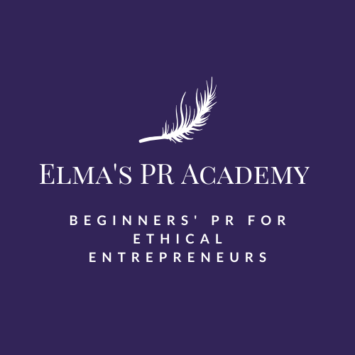 Beginner's PR for Ethical Businesses