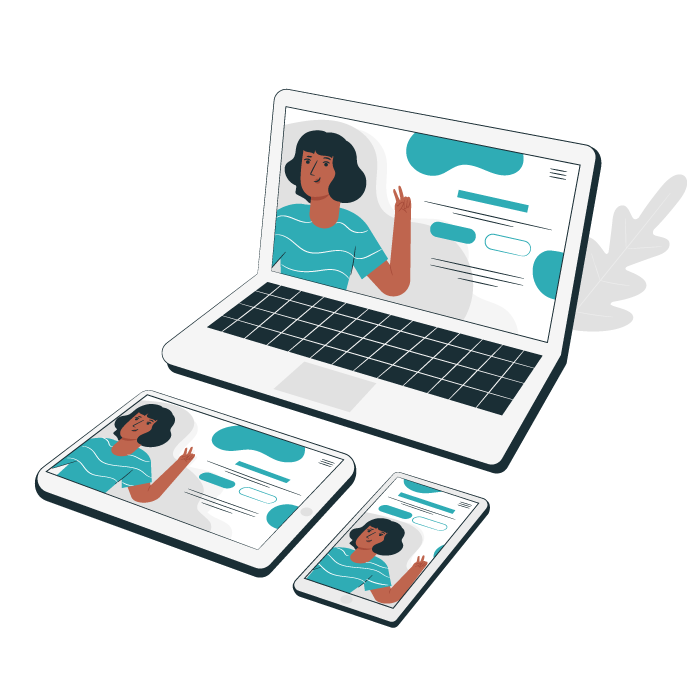 online language academic courses