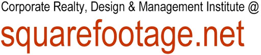 Corporate Realty, Design & Management Institute @ squarefootage.net