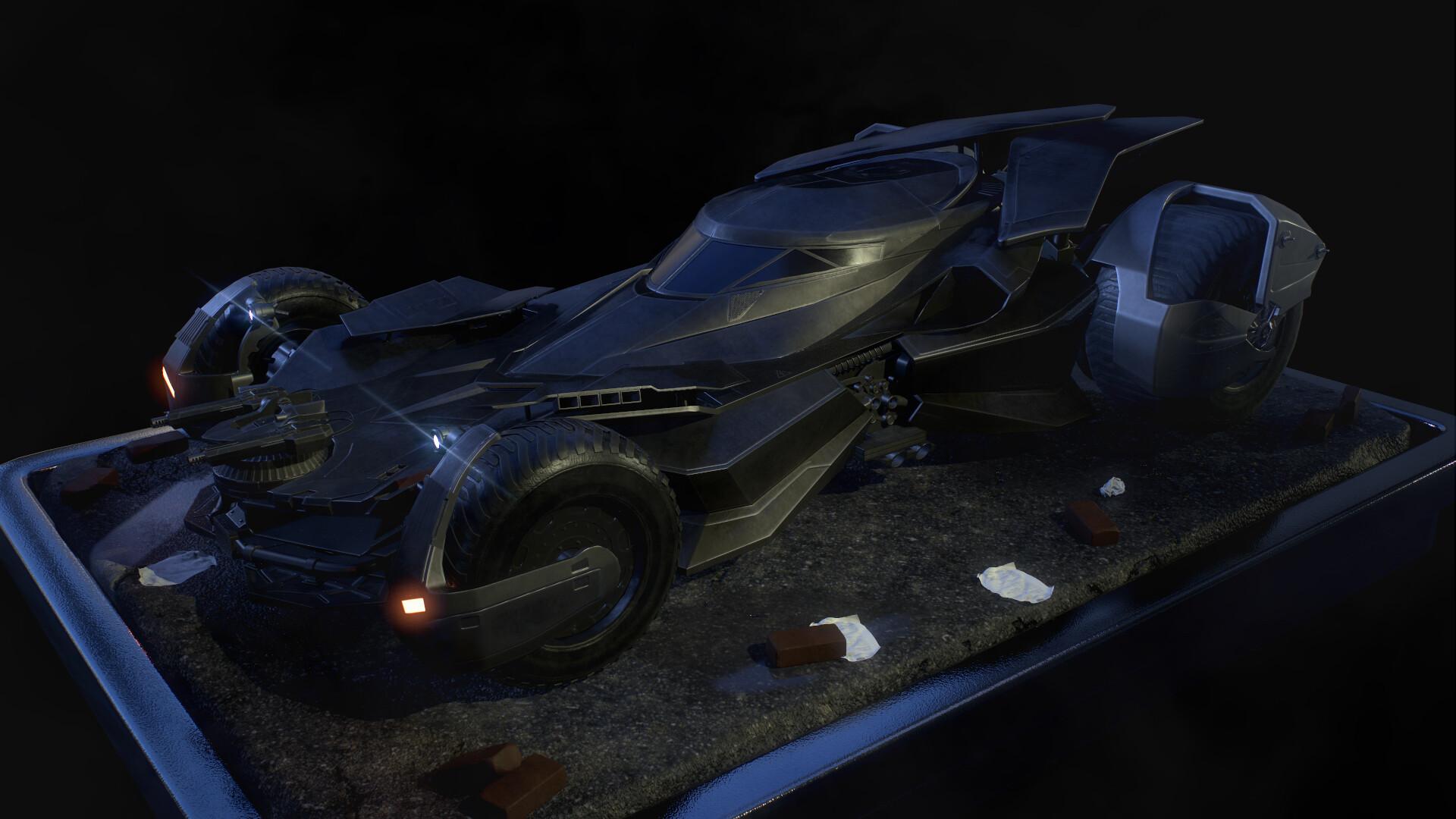 Batmobile - Sarim Ali