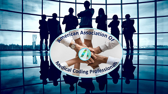 logo for American Association of Medical Coding Professionals