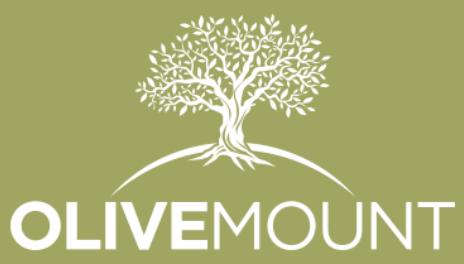 Olive Mount Fundraiser