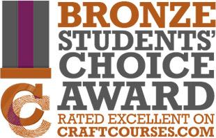 Craftcourses Bronze Award