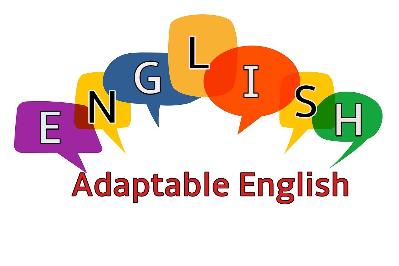Adaptable English
