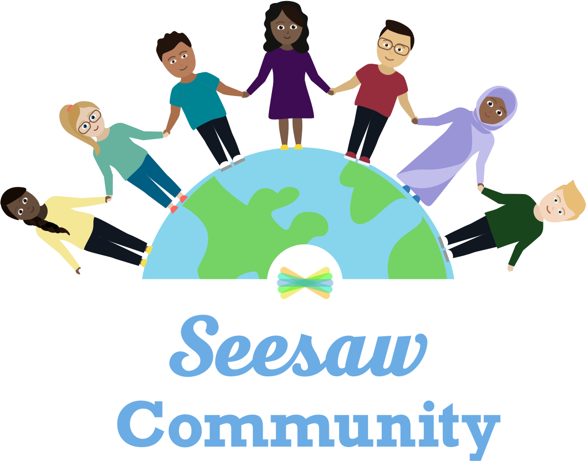 Seesaw Community Learning Hub
