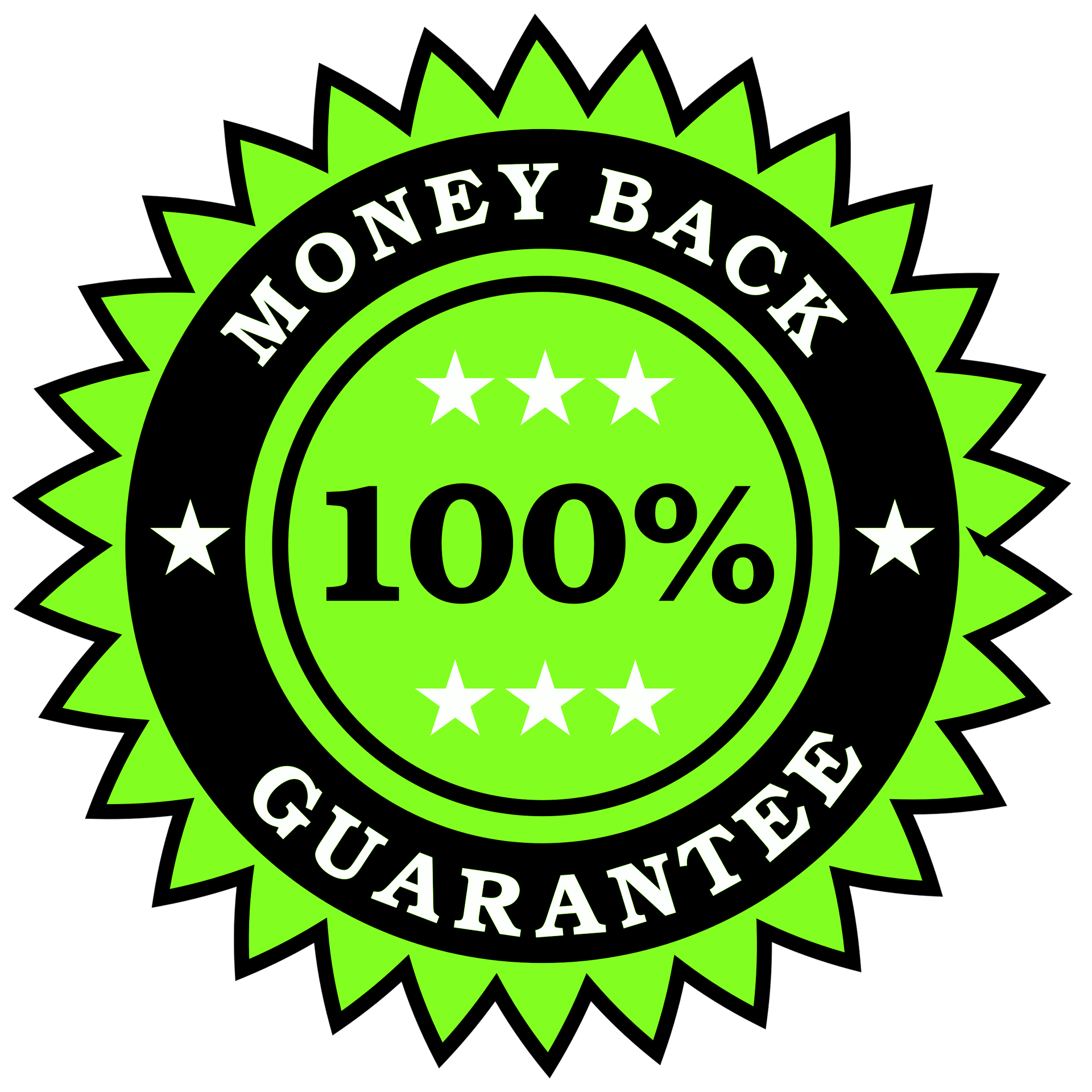 The Seeding Change 100% Money Back Guarantee