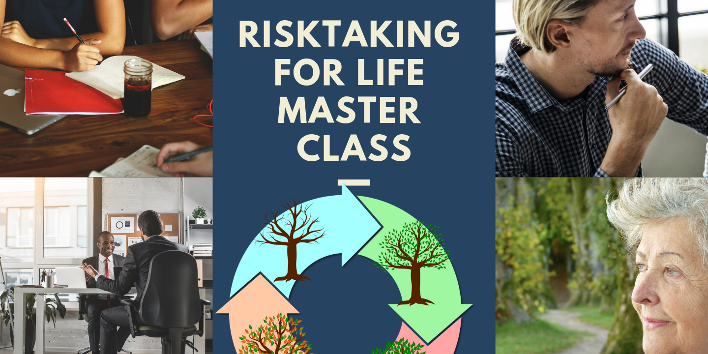 Live 8-Part Master Class Series - Thursday's April 11-May 30, 2019 @ 12 Noon PT