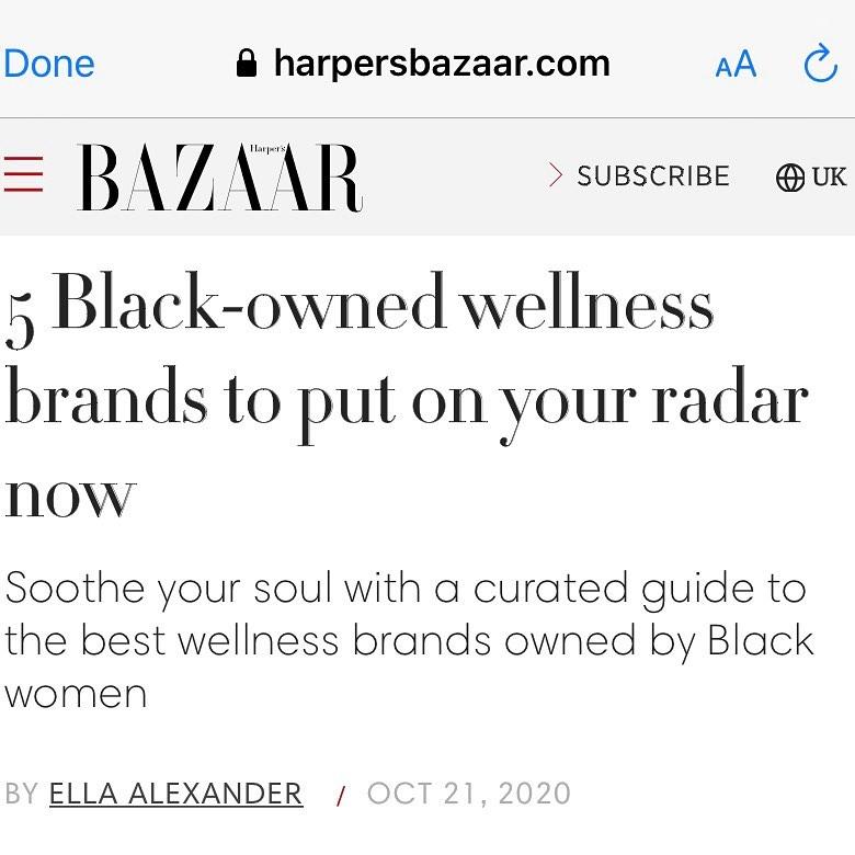 Harper's Bazaar   October 2020