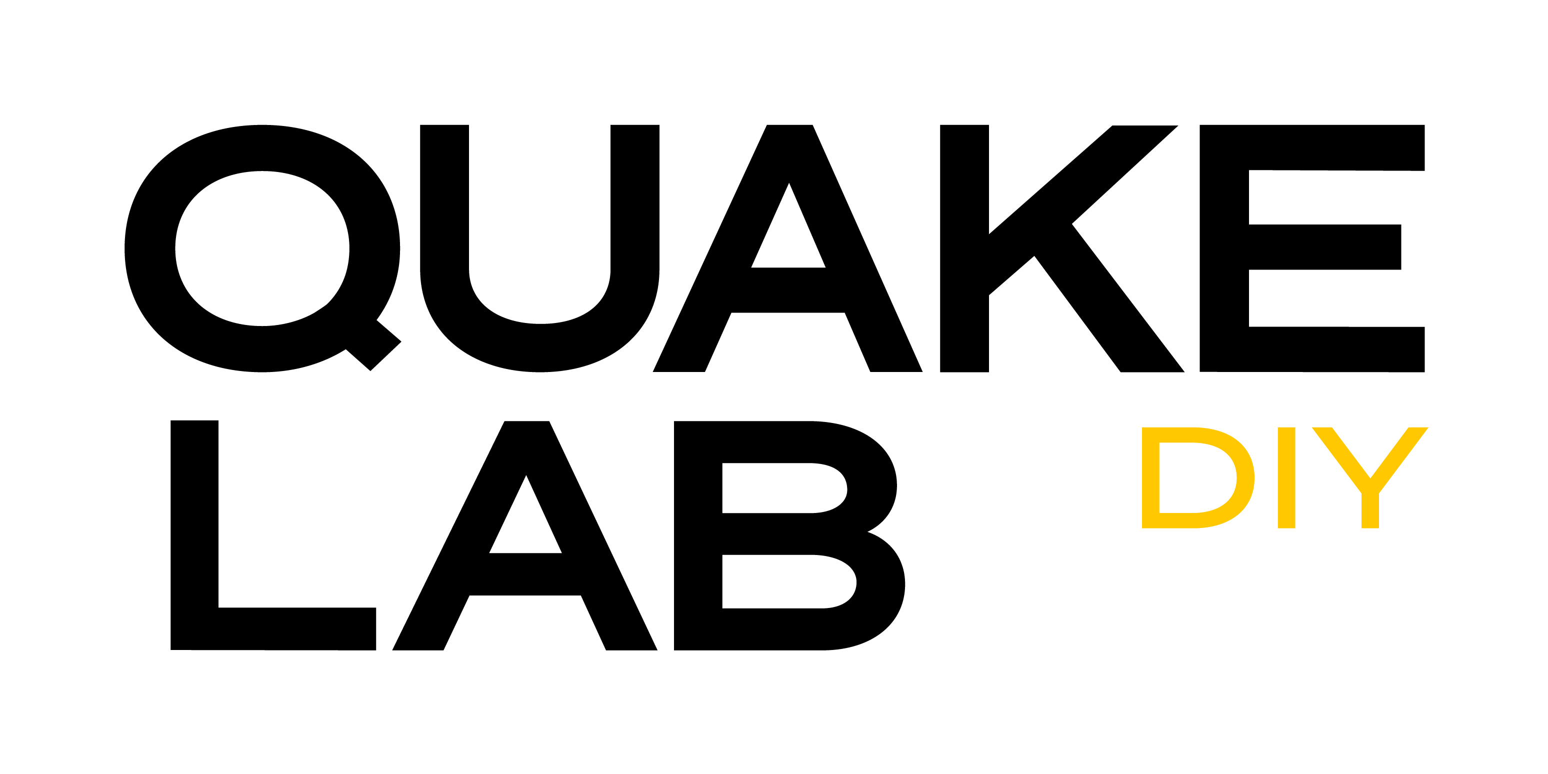 QuakeLab Logo: Click to go home