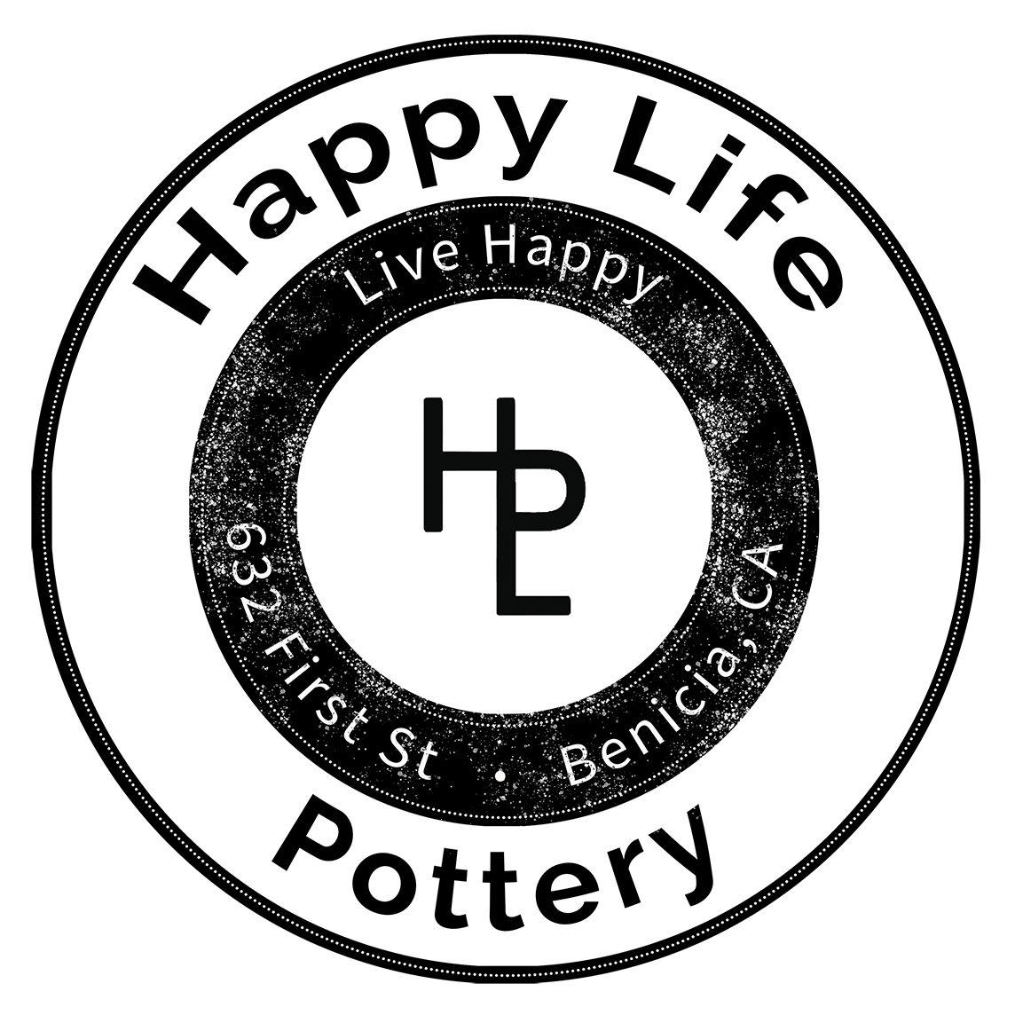 Happy Life Pottery