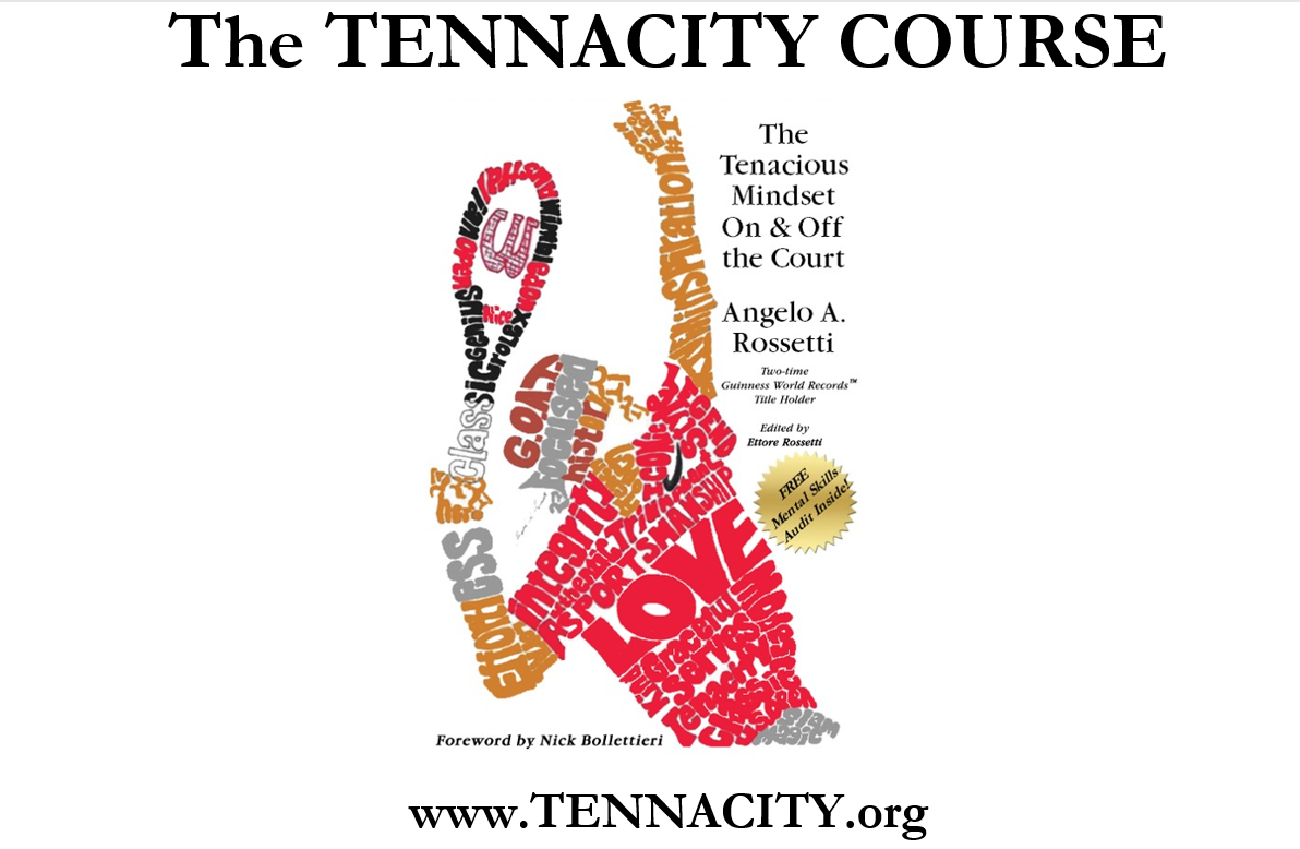 TENNACITY: The Tenacious Mindset On & Off the Court