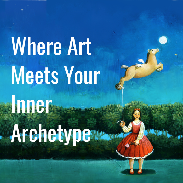 Visual Journal Your Archetypes