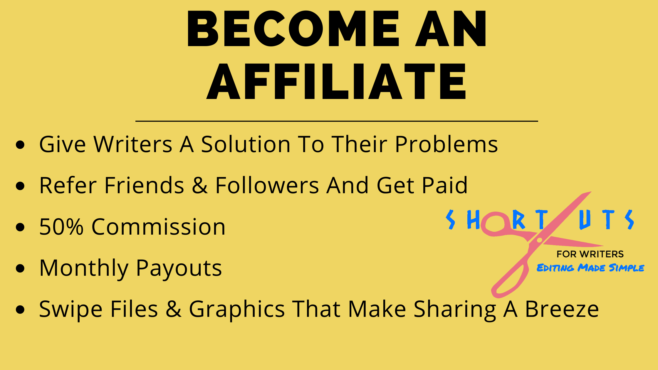 Become An Afiliate