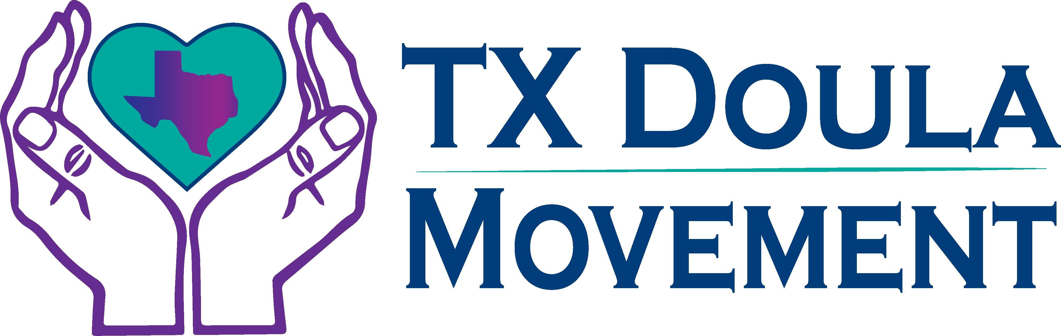 TX Doula Movement Logo