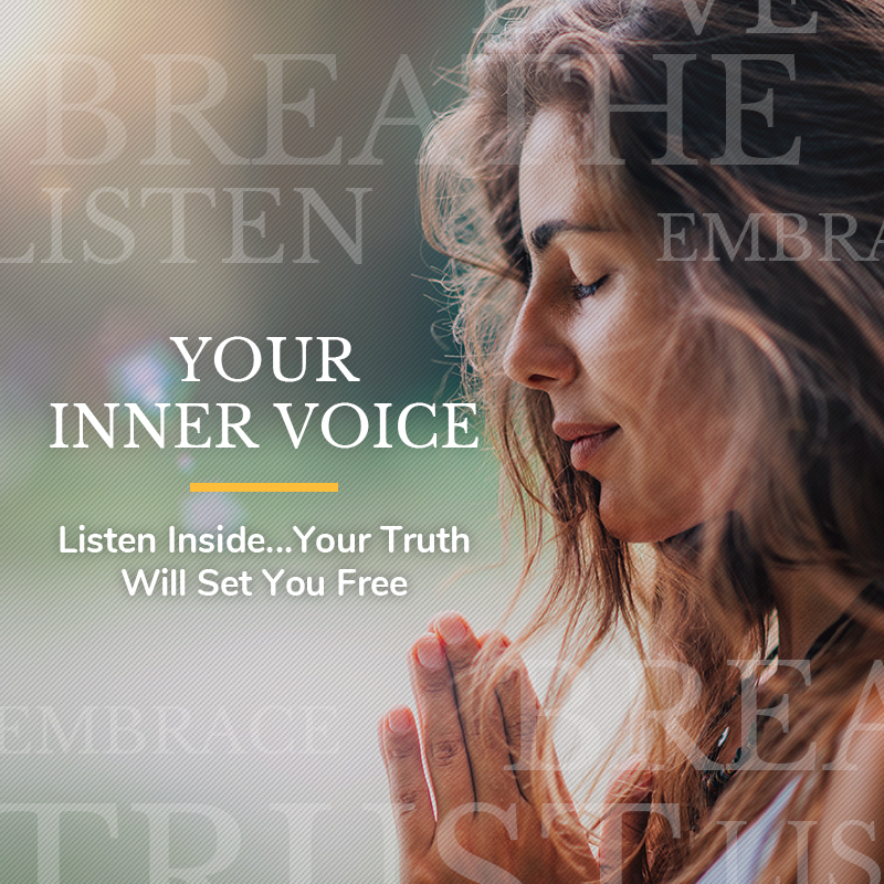 Dr. Brian Alman Your Inner Voice Book