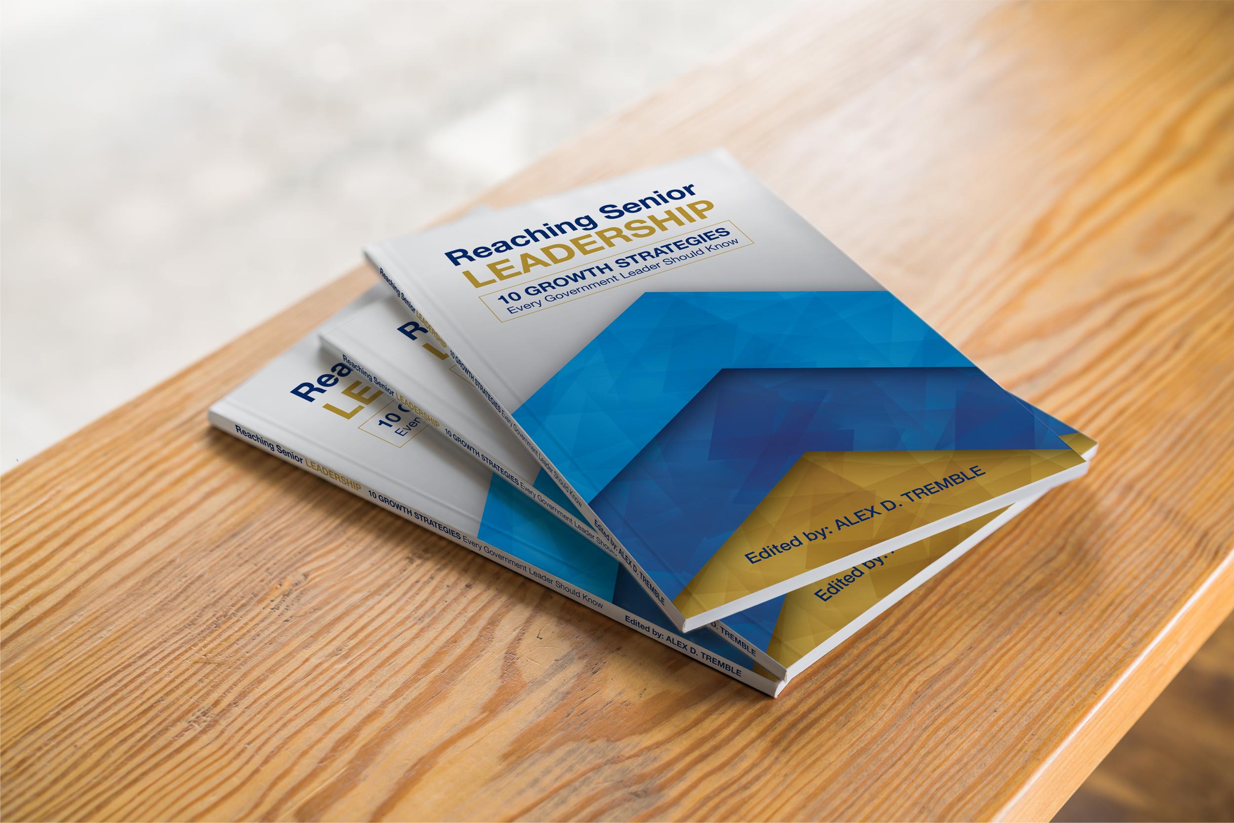 Reaching Senior Leadership book cover