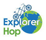 explorerhop logo