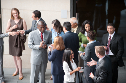 Stop Wasting Time at Networking Events