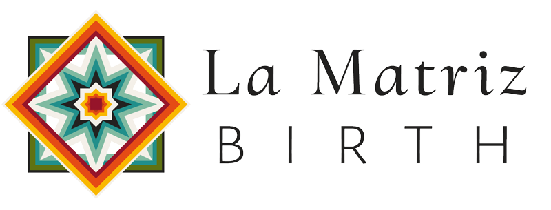 La Matriz Birth Logo