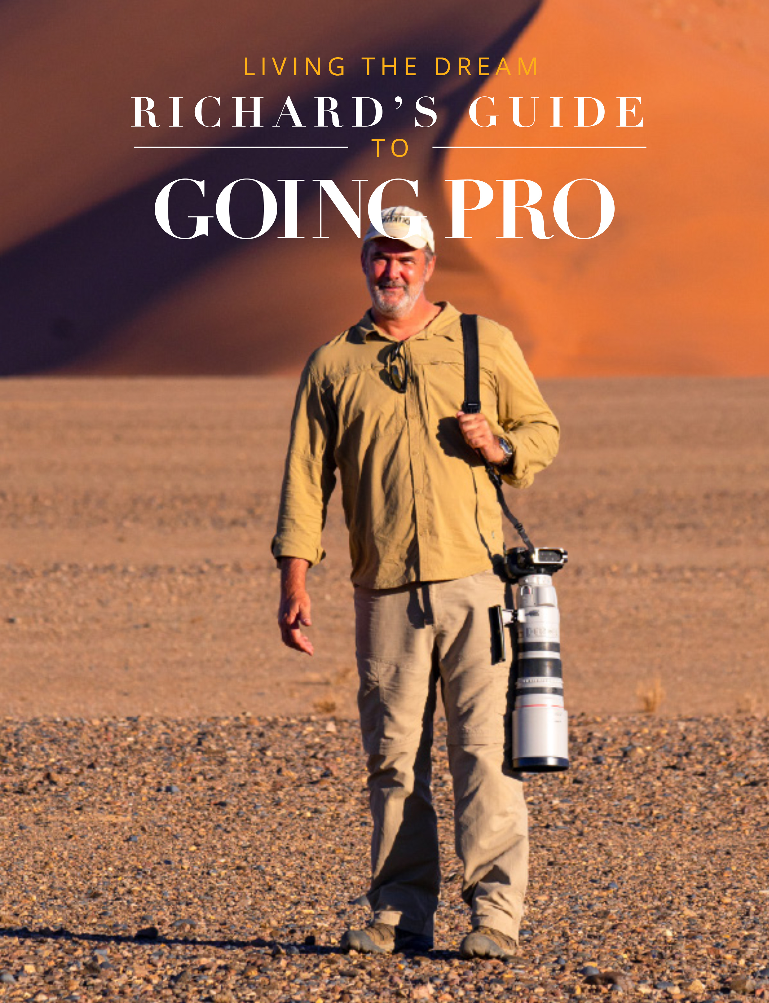 Richard's Guide to Going Pro PDF