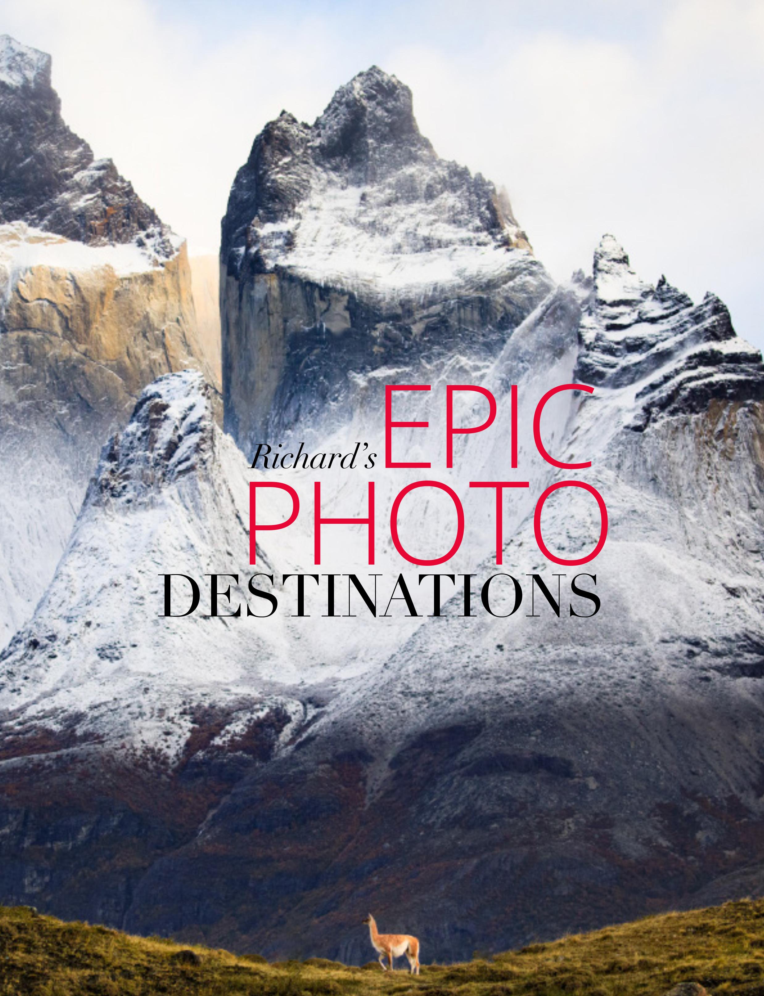 Richard's Epic Photo Destinations PDF