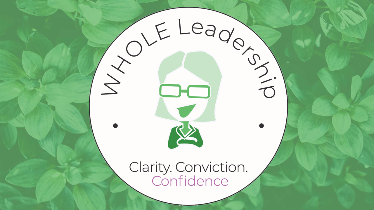 whole leadership programme logo