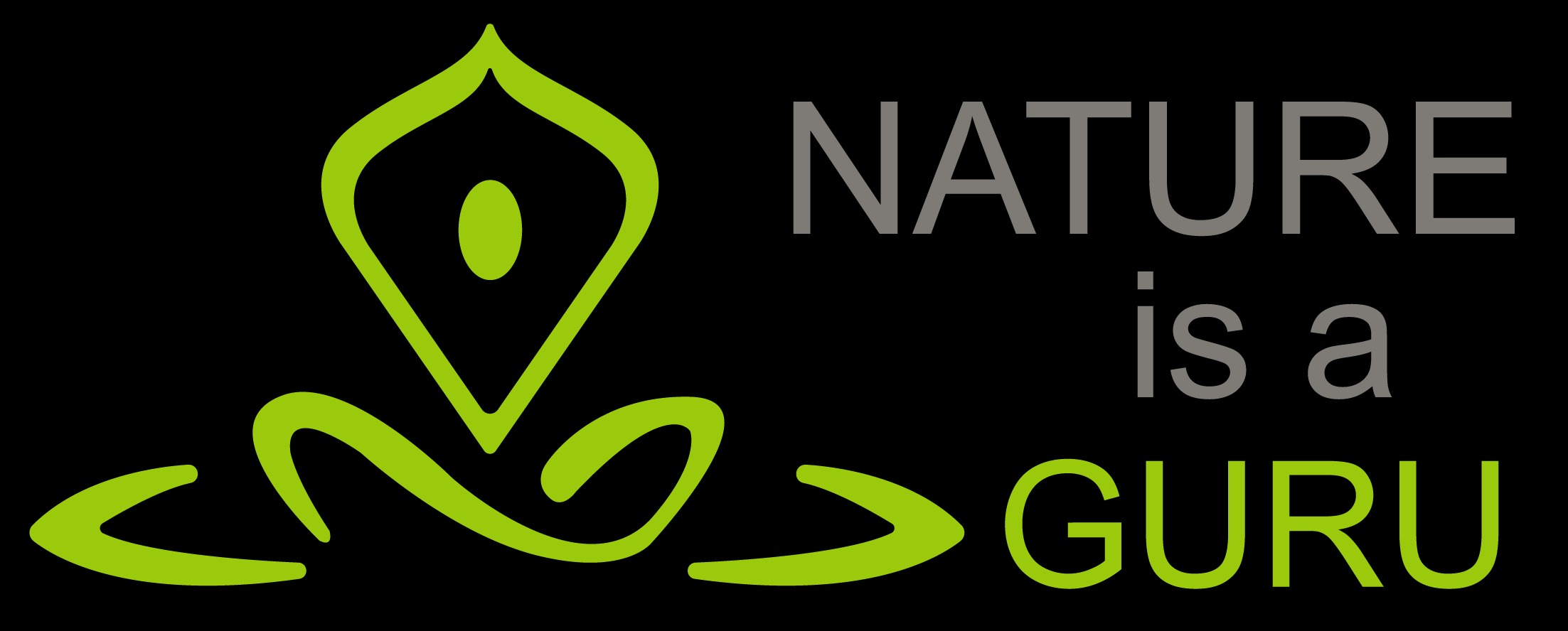 Nature is a Guru Logo