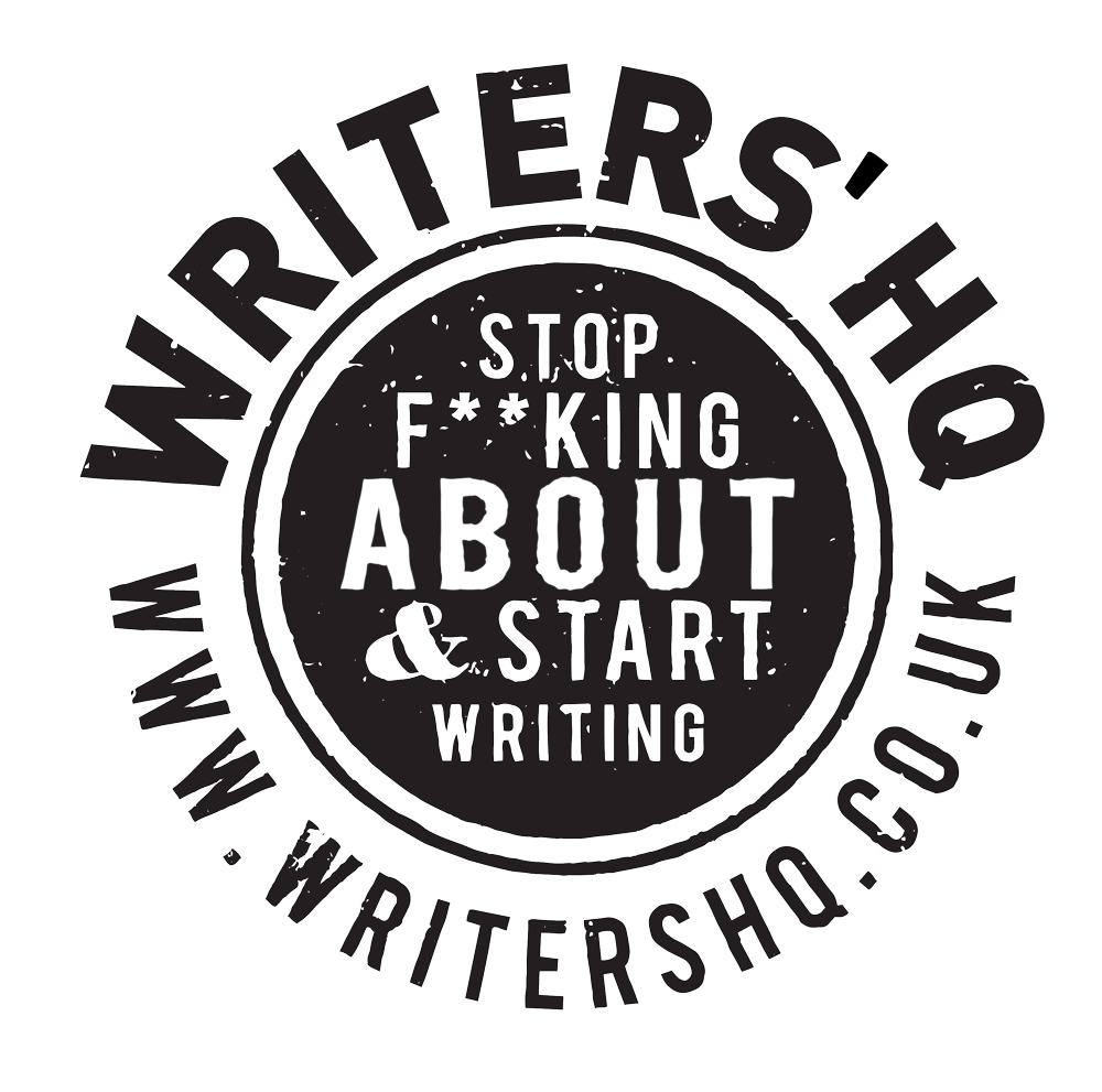 Writers' HQ Logo
