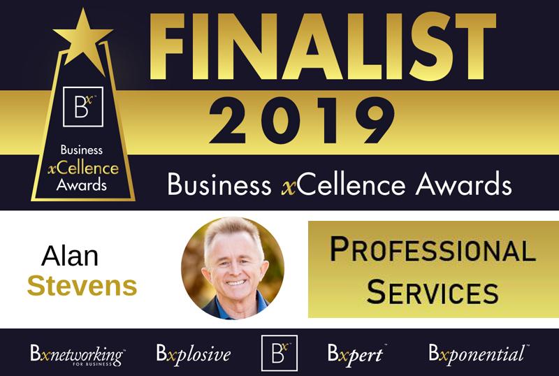 Finalist 2019 Business xCellence Awards