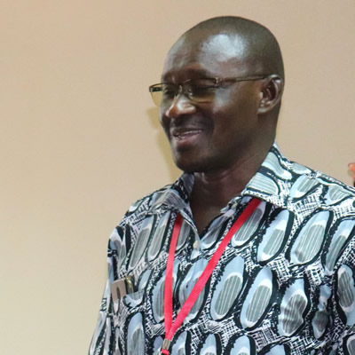 Dr. Siaka Coulibaly