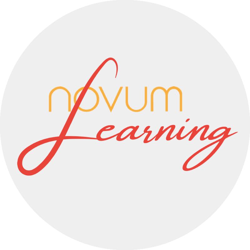 The Novum Learning professional growth platform logo