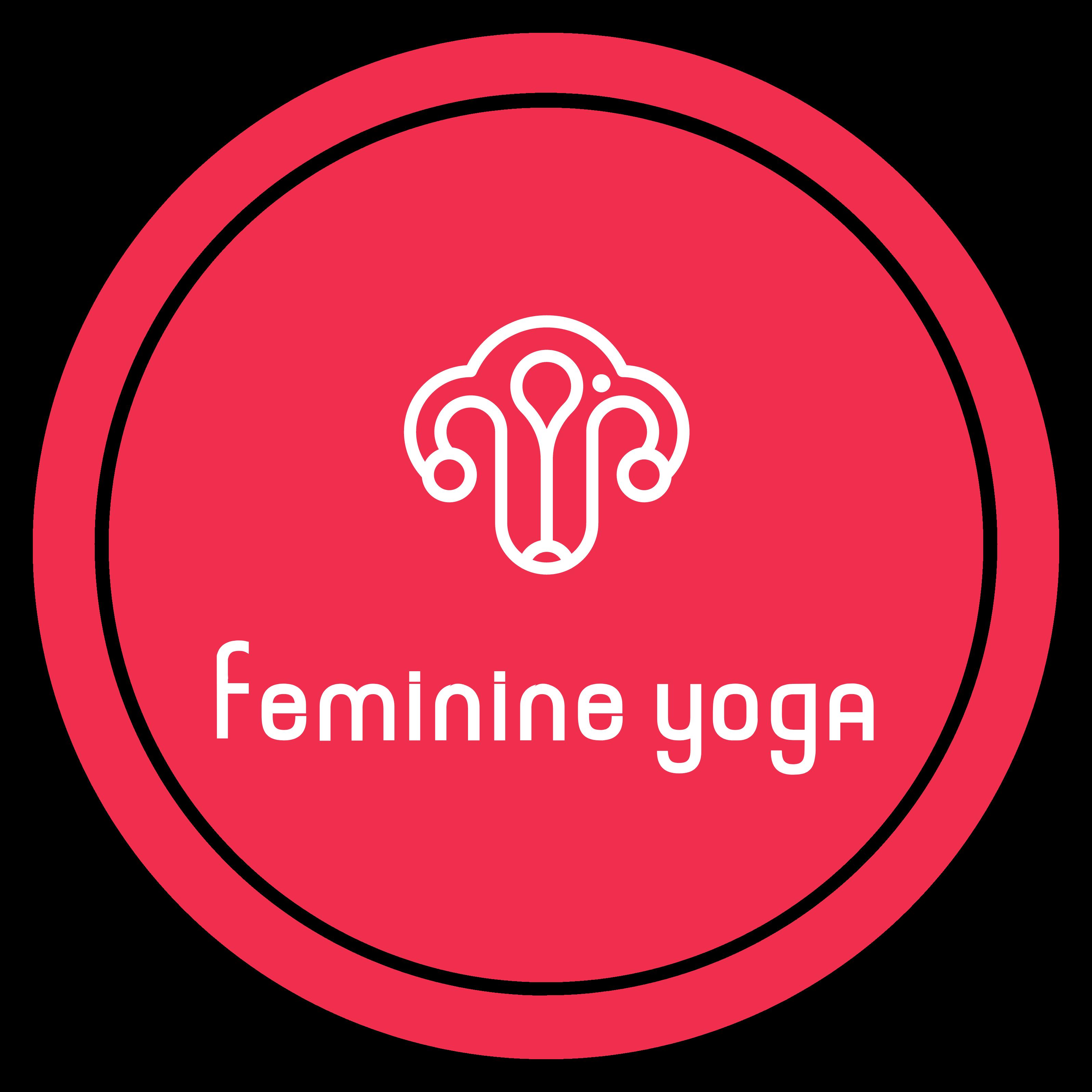 Logo feminine.yoga