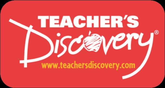 Teacher's Discovery logo
