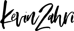 Kevin Zahri Logo