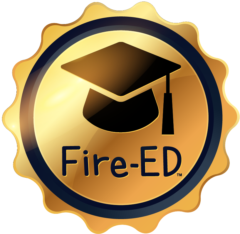 FireED Interactive Community course logo