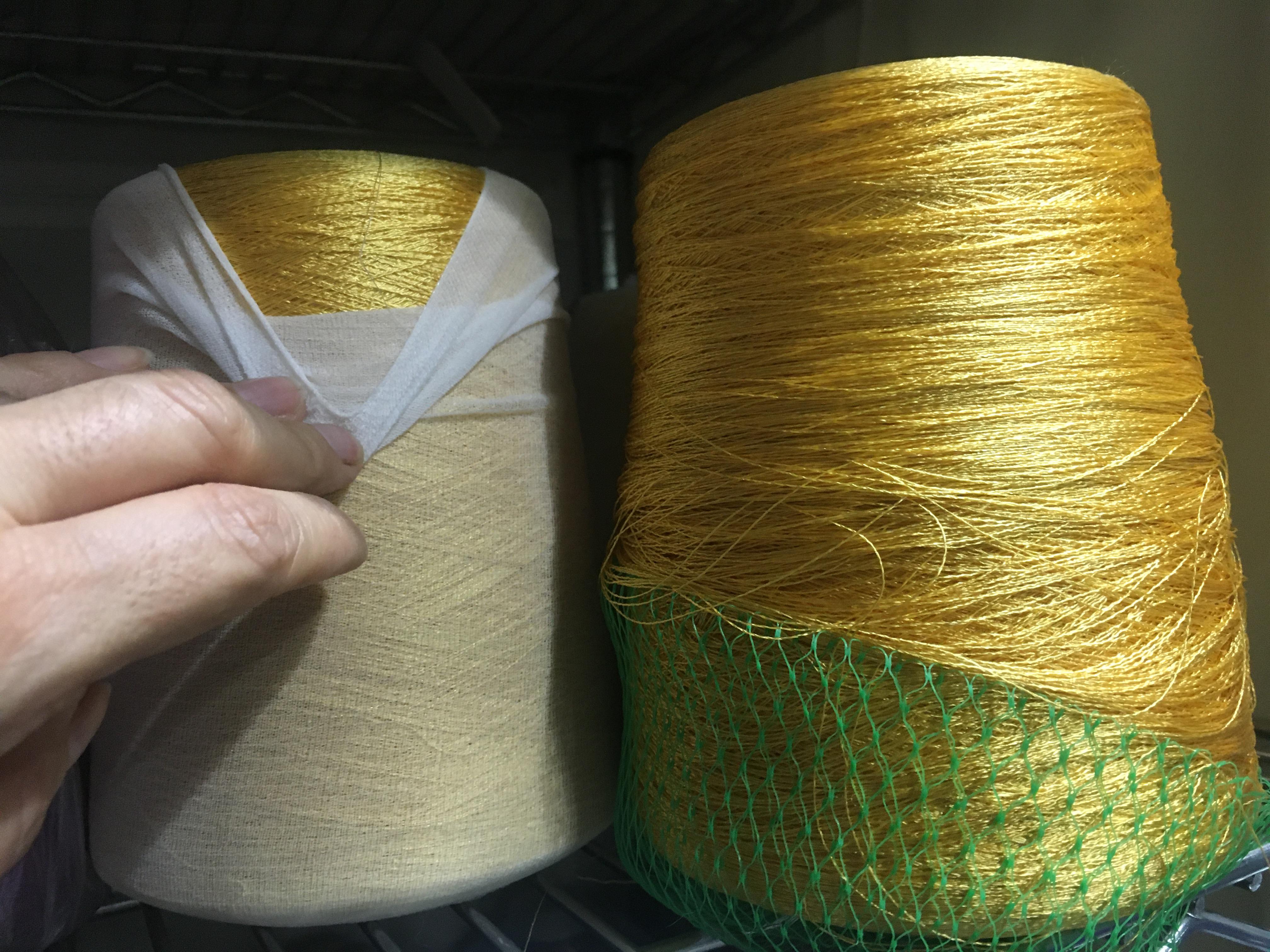 Yarn Taming?