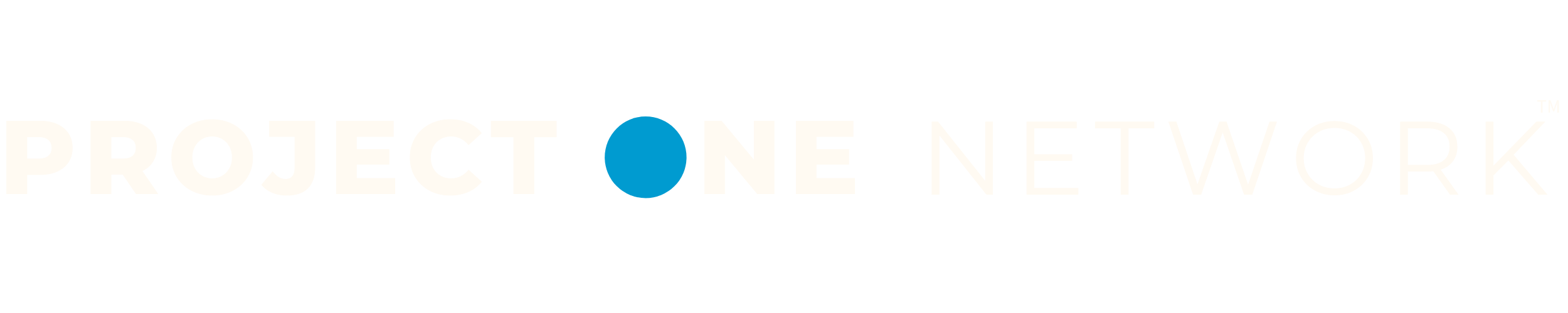 Project One Network Logo