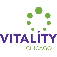 Vitality Chicago logo