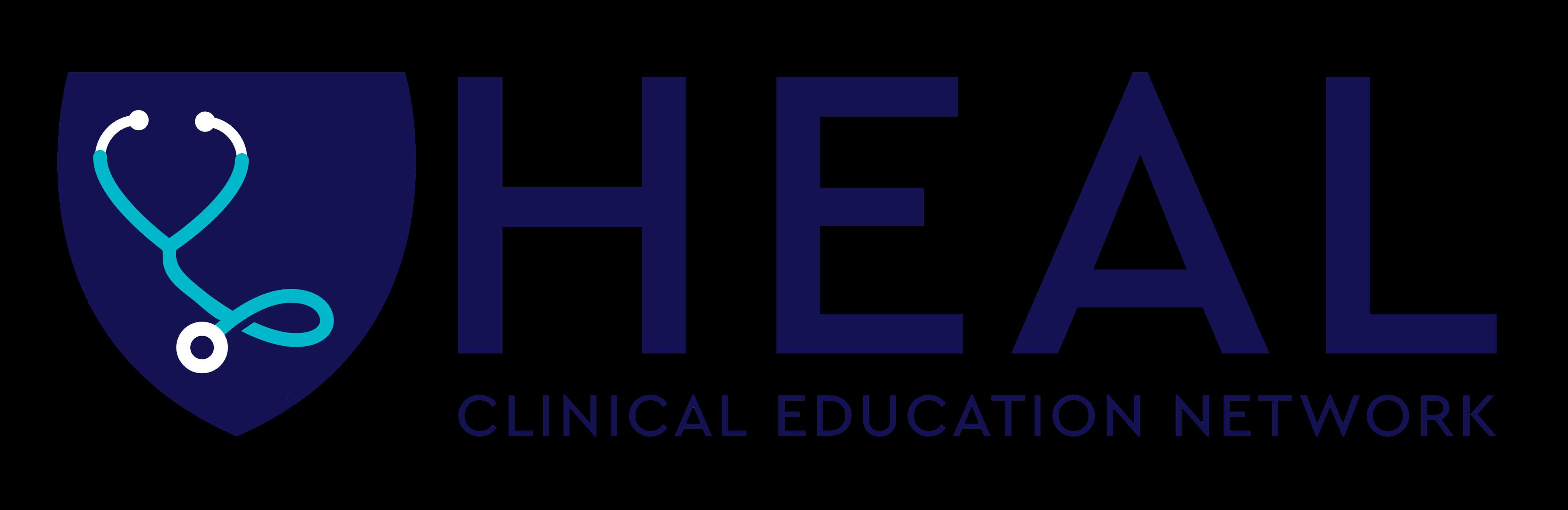 HEAL Clinical Education Network Logo
