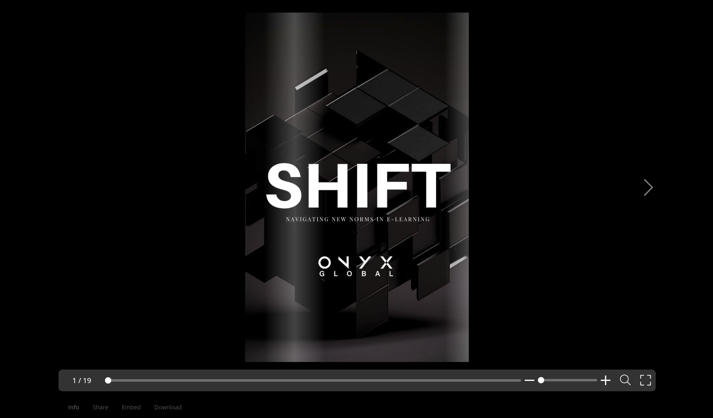 Onyx Shift screenshot