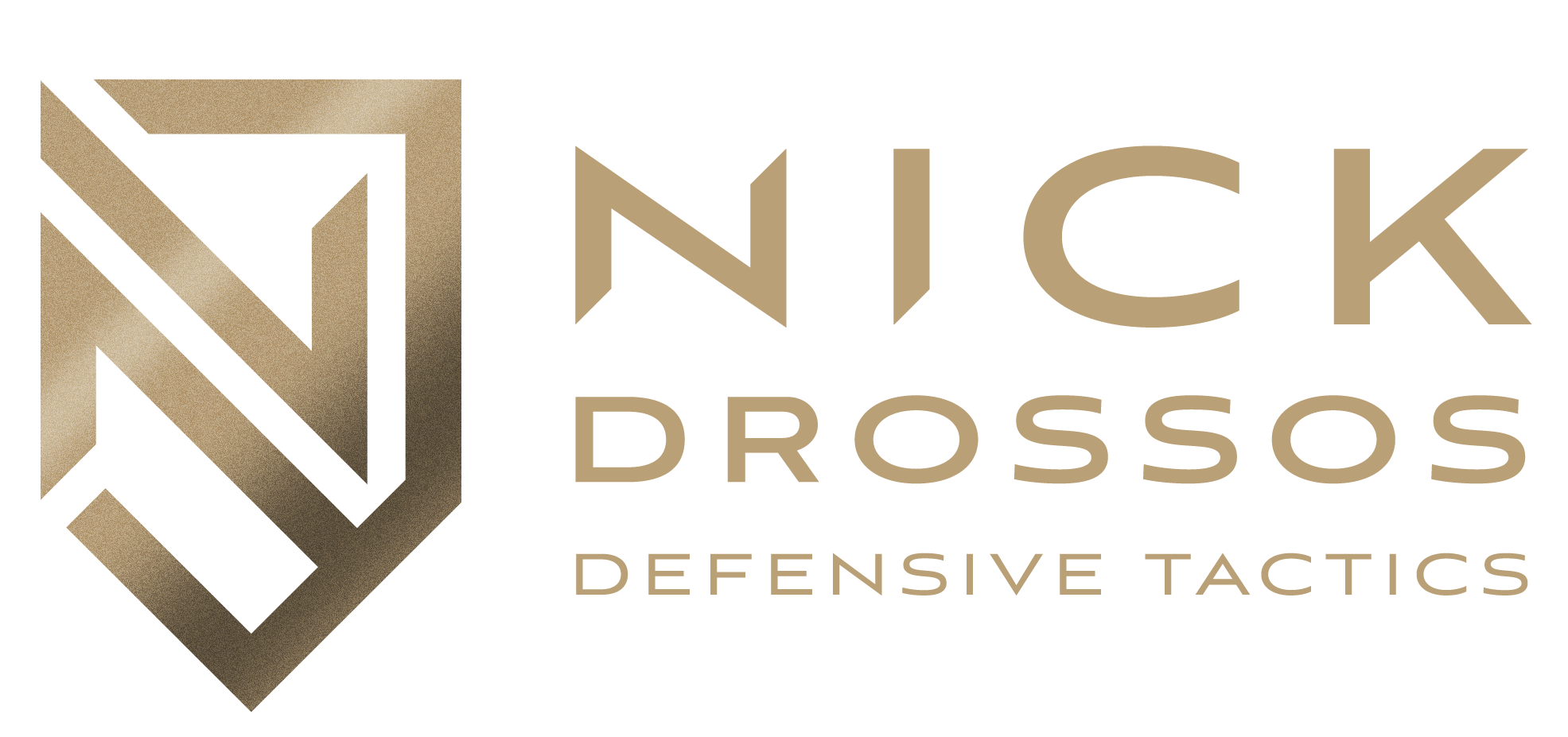 Nick Drossos Defensive Tactics Logo