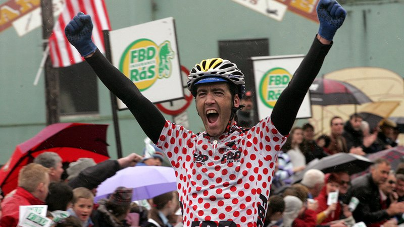 Ciaran Power - former pro-cyclist, double RAS winner and two time Olympian