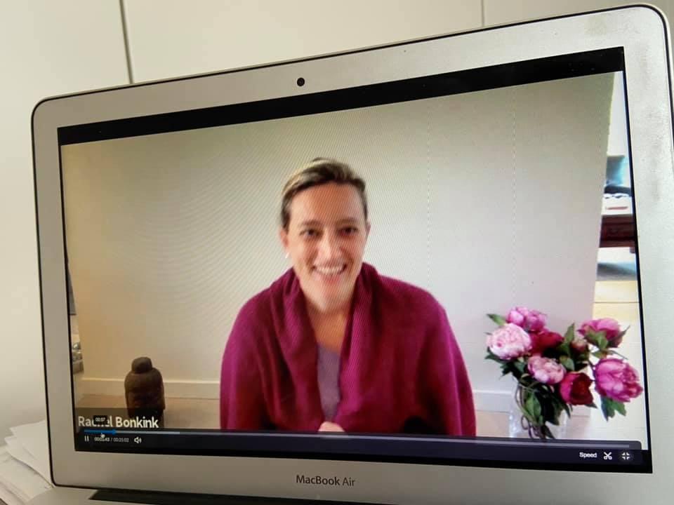 Rachel Bonkink Meditation