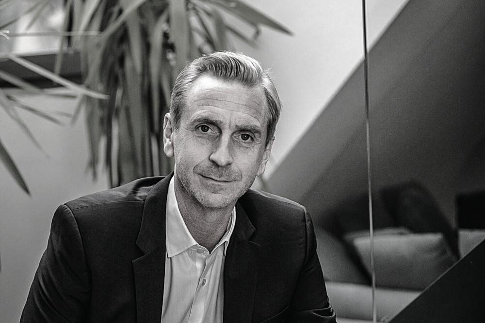 Entrepreneurship Dieter Kindl Black White