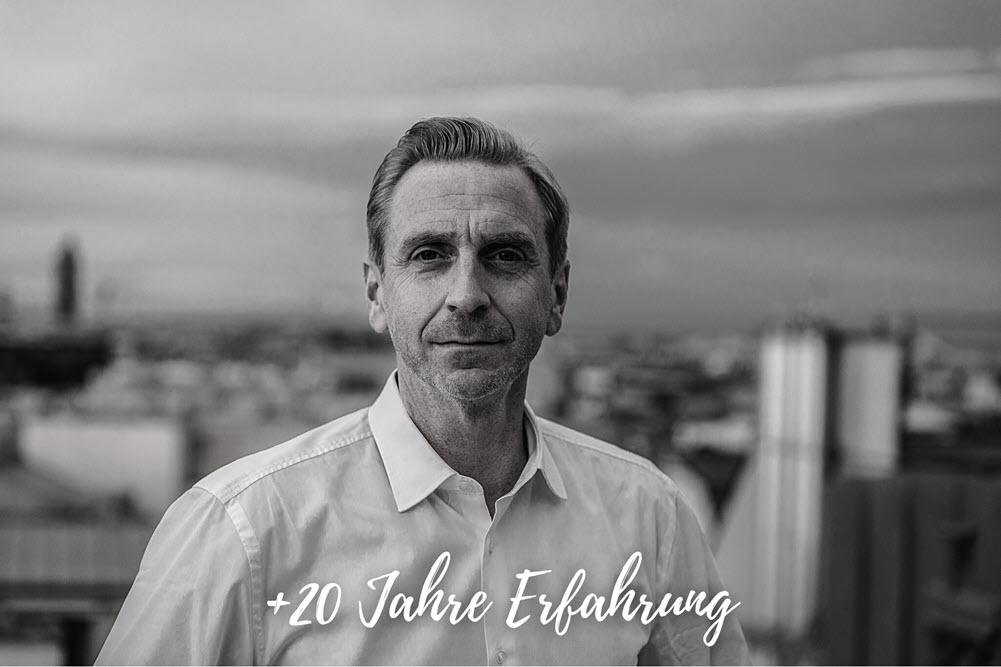 Entrepreneurship über 20 Jahre Erfahrung Dieter Kindl