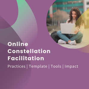 Facilitating  Systemic Constellations Online