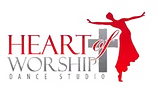 Heart of Worship Dance Studio Virtual Dance Program