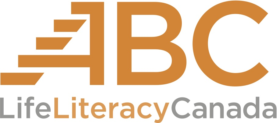 Logo for ABC Life Literacy Canada.