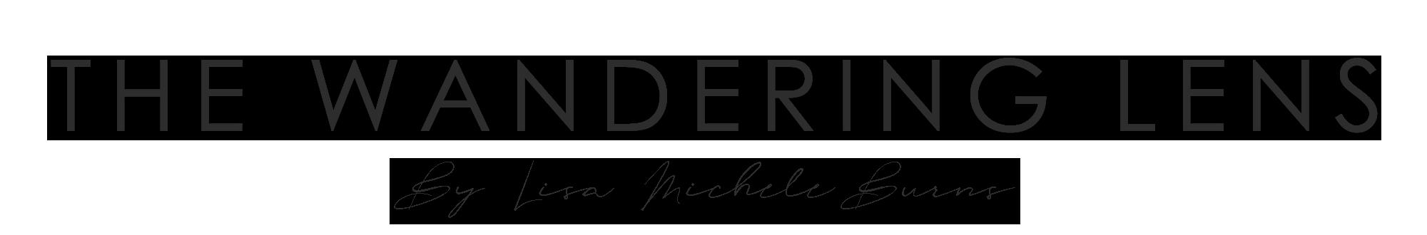 The Wandering Lens Logo