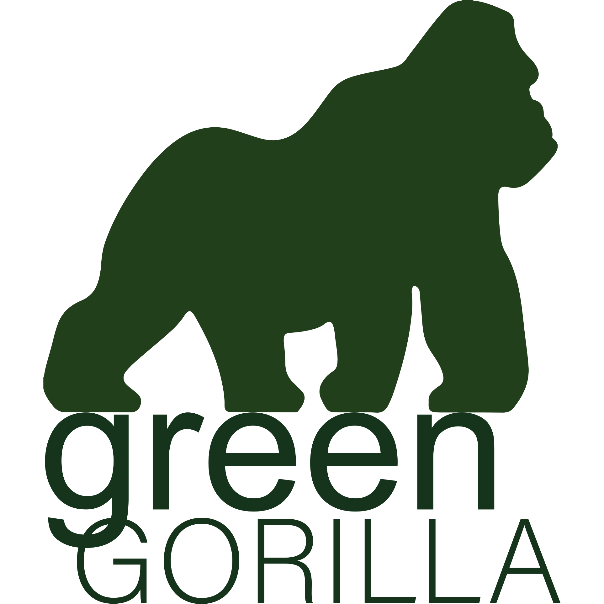 The Green Gorilla